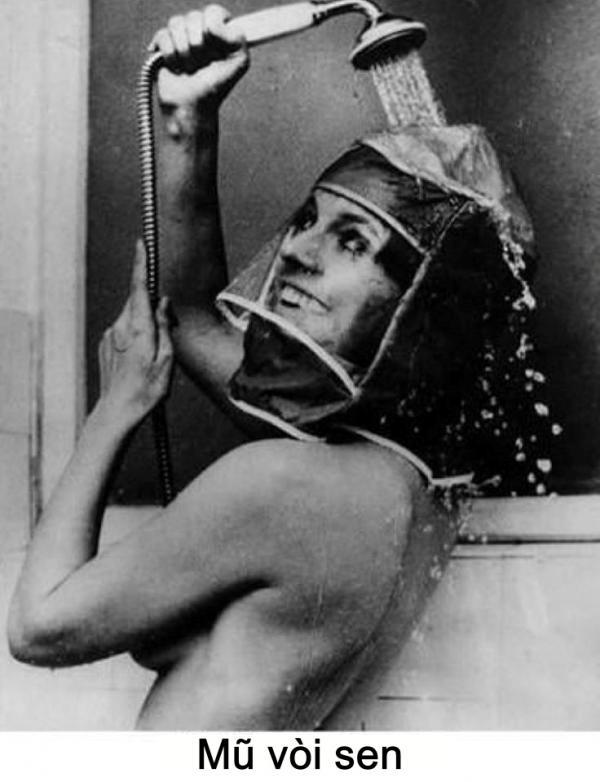 'Cười ngả nghiêng' với những phát minh hài hước của loài người hàng thập kỷ trước