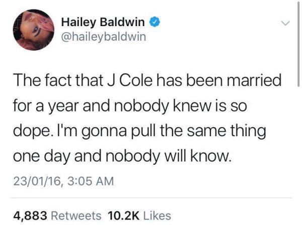 Justin Bieber - Hailey Baldwin đã bí mật kết hôn, không cần giao ước về quyền và tài sản
