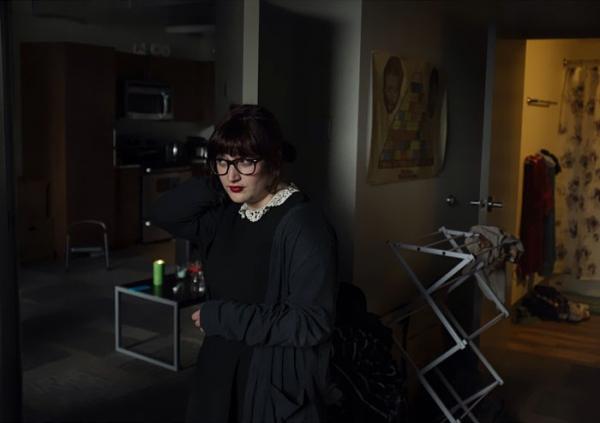 Chụp ảnh nude phong cách ngược đời: Nhiếp ảnh gia tự... khỏa thân để chụp lại phản ứng của người mẫu