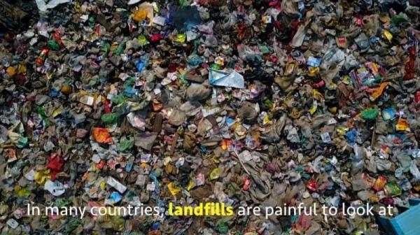 Bãi rác khổng lồ được xây dựng đẹp như 'thiên đường trần gian', chuyện chỉ có ở Singapore