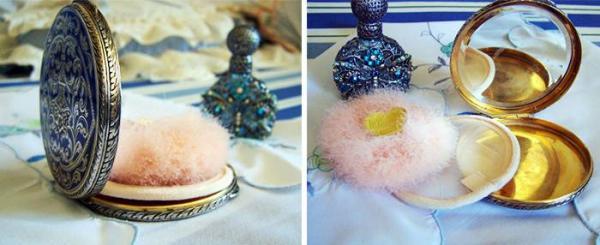 Bao bì tinh tế sang chảnh của những món đồ trang điểm vintage