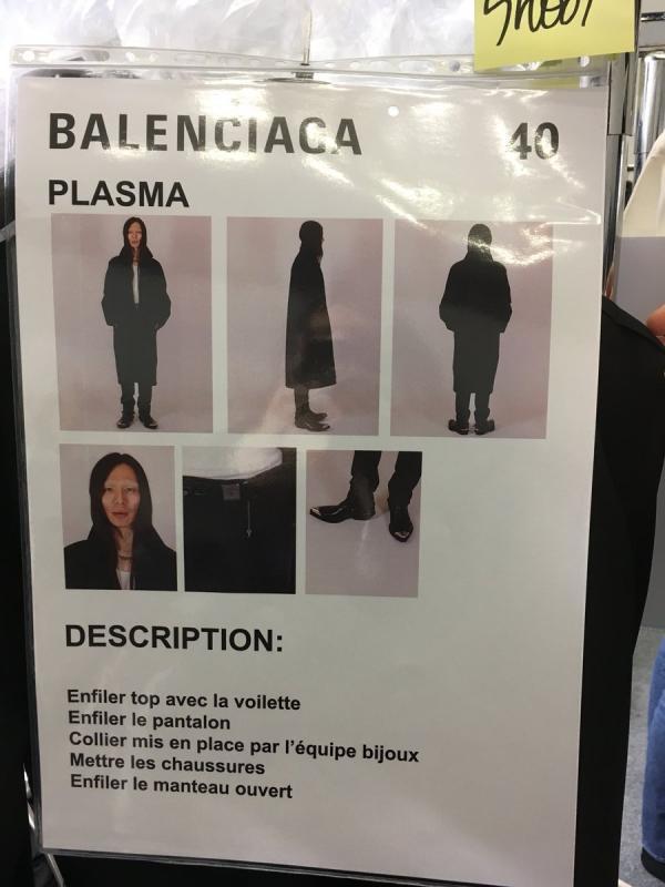 May mắn 'kịch trần': Đang đi dạo trên phố cũng được 'hốt' làm người mẫu Balenciaga