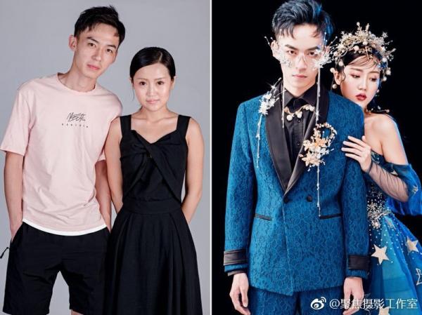 Chụp ảnh cưới kiểu 'Next Top Model': Trào lưu mới biến hai vợ chồng thành siêu mẫu trên bìa tạp chí