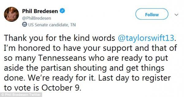 Quyền lực đáng sợ của Taylor Swift: Chỉ một lời, đảng Dân chủ tăng đột biến 65.000 phiếu bầu sau 24 giờ