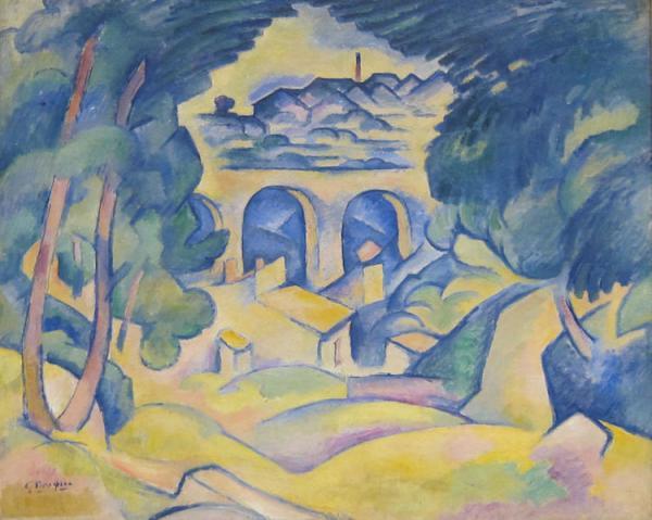 Tuy chỉ tồn tại vỏn vẹn 5 năm, 'trường phái dã thú Fauvism' vẫn để lại dấu ấn lớn trong làng hội họa
