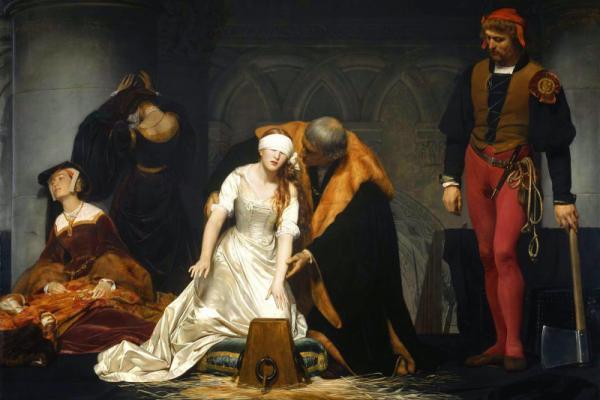 'Lady-in-Waiting' - những nữ quý tộc luôn phải 'kè kè' bên cạnh hoàng hậu, công chúa
