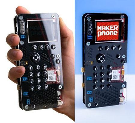 Chỉ với 89 USD bạn đã có thể tự mình làm ra một chiếc điện thoại hoàn chỉnh