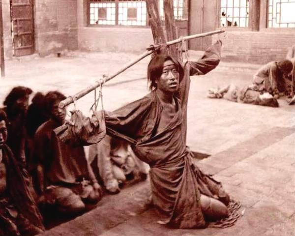 Loạt ảnh hiếm hoi về cuộc sống cuối thời nhà Thanh có niên đại hơn một thế kỷ