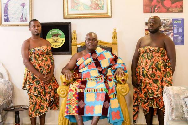 Cuộc đời 'như phim' của quốc vương Ghana, người từng 'trốn' sang Mỹ làm hộ lý để không phải làm vua