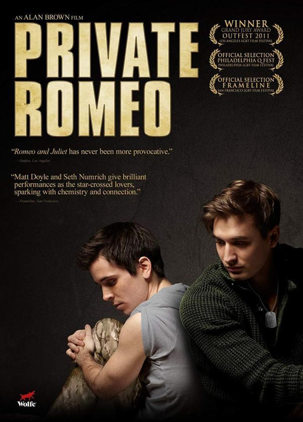 'Private Romeo': Khi thiên tình sử Romeo và Juliet được ấp ủ bởi hai chàng thiếu sinh quân