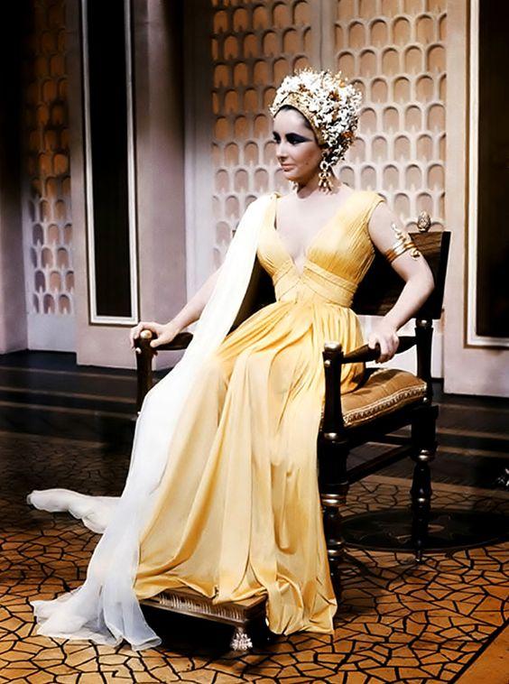 10 sự thật khó tin về trang phục trong 'Cleopatra' - bom tấn xa xỉ bậc nhất lịch sử điện ảnh