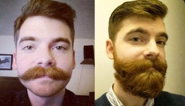 'Cái râu cái tóc là góc con người' - Câu nói chí lý nhất dành cho các anh em đây