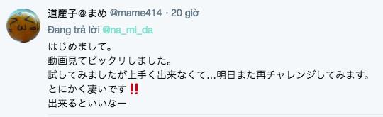 Clip tạo bọt từ sữa rửa mặt kiếm hàng triệu view trên Twitter Nhật: Có gì mà mê dữ vậy?
