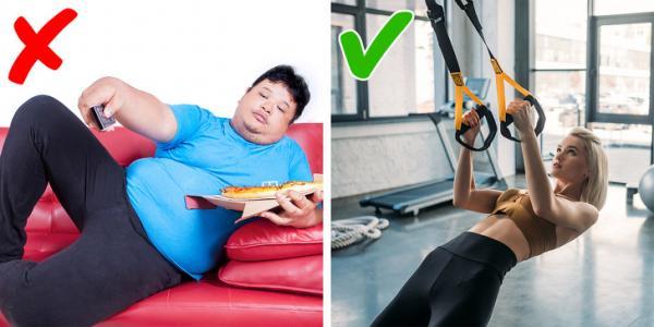 9 thói quen tưởng chừng vô hại nhưng lại làm tích tụ mỡ thừa trong cơ thể