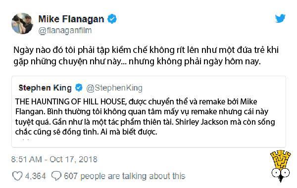 'The Haunting of Hill House' - siêu phẩm ma ám được Stephen King khen là 'bộ phim thiên tài'