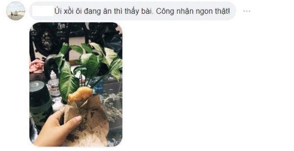 Bánh chuối chiên Sài Gòn xuất hiện giữa lòng thủ đô, làm thơm phức ngày đông