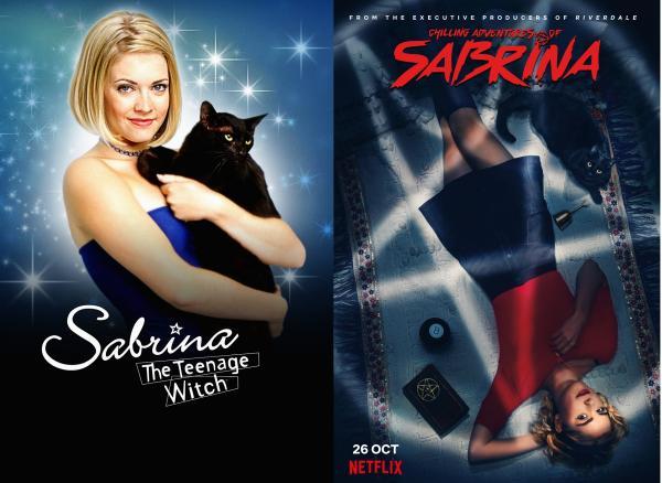 9 điểm khác biệt giữa 'Sabrina' bản kinh dị của Netflix và 'Sabrina Cô Phù Thủy Nhỏ' - bộ phim tuổi thơ của mọi nhà