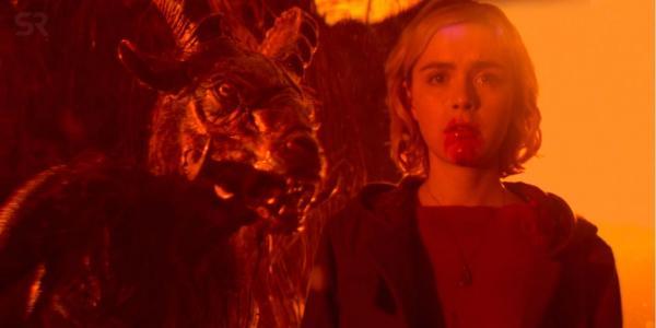 'Chilling Adventures of Sabrina': Một chút hù dọa, một chút tình yêu tuổi teen, thêm vài chi tiết na ná 'Harry Potter'