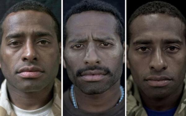 Ám ảnh sự thay đổi của 14 người lính qua 3 bức ảnh chụp trước, trong và sau chiến tranh