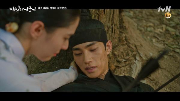 'Lang Quân' tập 15: Người tình của thế tử tần chết thảm, cặp đôi Won-Shim đứng trước lằn ranh sinh tử