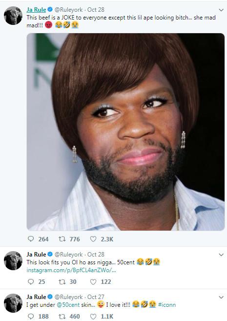 Chơi xấu như 50 Cent: Mua đứt 200 ghế trong concert của Ja Rule để fan kẻ thù không thể tới buổi diễn