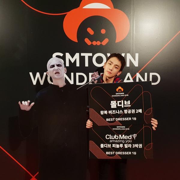 4 idol từng giành chiến thắng ở Halloween Party của SM: Quá giàu, quá điên và cực chịu chơi