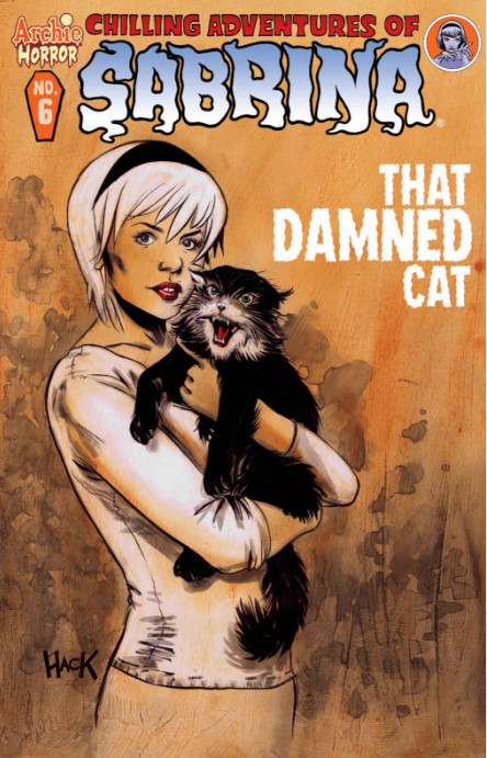 Lý do vì sao chú mèo Salem trong 'Chilling Adventures of Sabrina' không nói tiếng người như bản gốc