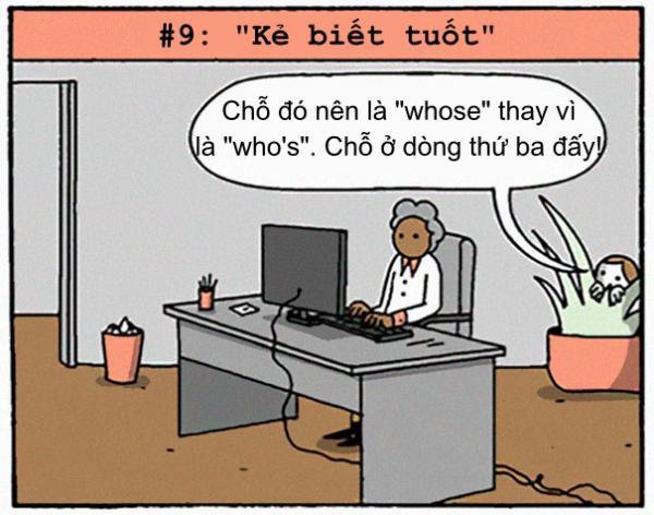 10 kiểu đồng nghiệp thường gặp nơi công sở, xem rồi lại bảo sai đi!