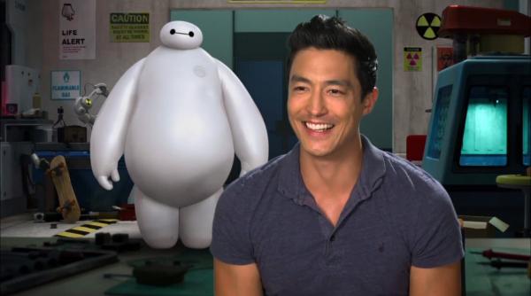 Disney bị lên án đã 'tẩy trắng' các nhân vật trong 'Big Hero 6'