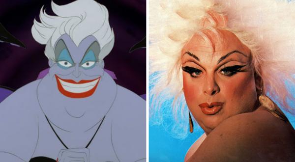15 nhân vật hoạt hình nổi tiếng được lấy cảm hứng từ người thật