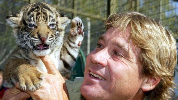 'Crikey Show' kế thừa di sản của nhà sinh vật học Steve Irwin