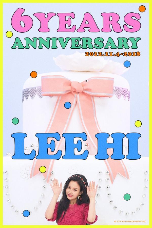 Đăng ảnh mừng Lee Hi kỉ niệm 6 năm debut, YG bị chỉ trích dữ dội