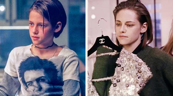Các sao Hollywood đã 'nhẵn mặt' trên màn ảnh từ bé