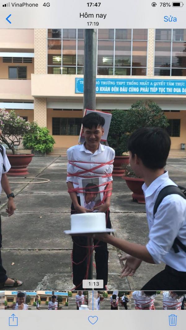 Xem cách tổ chức sinh nhật 'có tâm' của trường người ta, bạn nên giấu nhẹm ngày sinh đi còn kịp