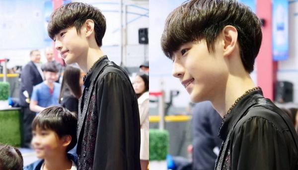 'Hoàng tử sân băng' 16 tuổi xứ Hàn: Vẻ đẹp mang khí chất thần tiên, đến góc nghiêng cũng hoàn mỹ