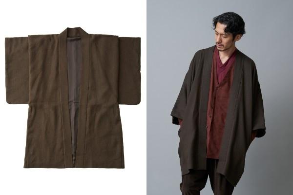 Muốn trông ngầu như samurai nhưng vẫn ấm áp thì hãy tham khảo mẫu áo này