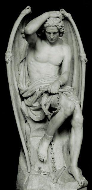 Tượng Lucifer trong nhà thờ Bỉ: Đập đi khắc lại lần hai nhưng vẫn gây tranh cãi vì quá gợi cảm