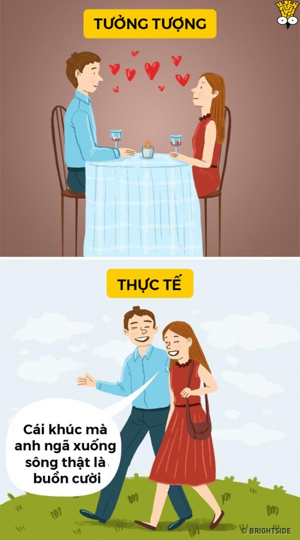 Những lầm tưởng về các mối quan hệ bạn nên biết