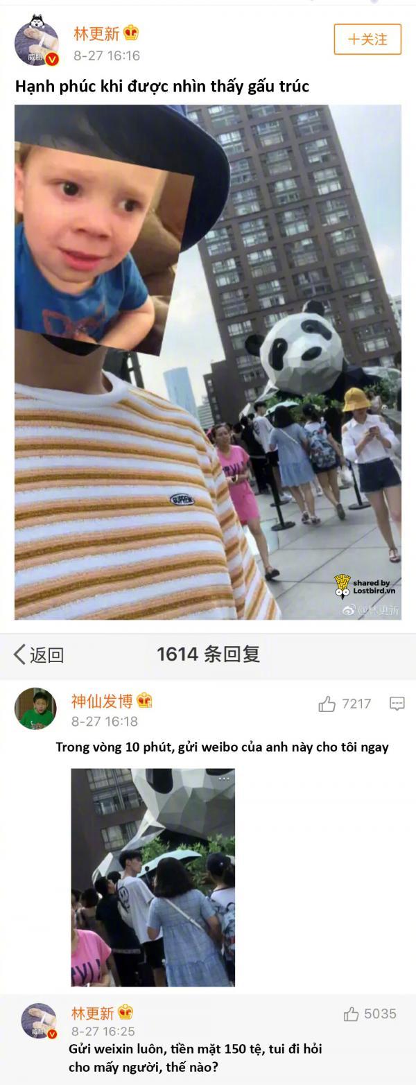 Lâm Canh Tân: Rất thích 'buôn dưa' với fan, tự khen mình đẹp trai, ai chê xấu còn đòi report Weibo