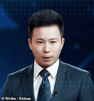 MC truyền hình sắp thất nghiệp đến nơi khi Trung Quốc cho robot AI làm người dẫn chương trình