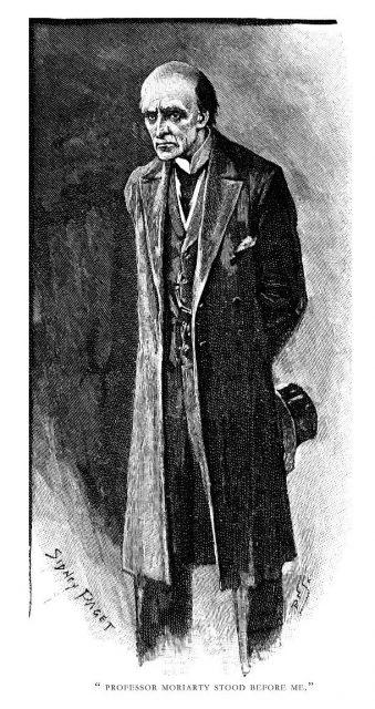 'Napoleon của giới tội phạm' - Hình mẫu phía sau kẻ thù lớn nhất của Sherlock Holmes