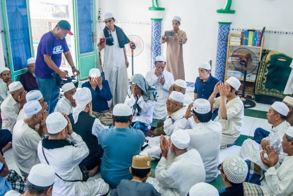 Đám cưới của người Chăm theo đạo Hồi tại An Giang có gì lạ?
