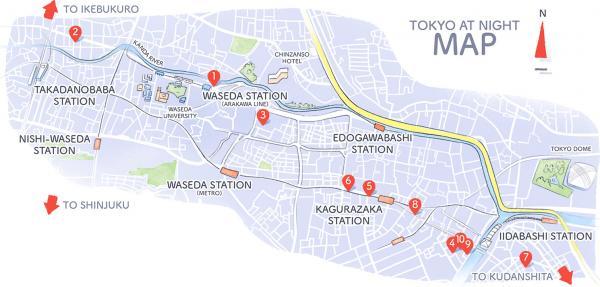 Đêm Tokyo dưới con mắt của người họa sĩ từng tham gia làm phim 'Your Name'