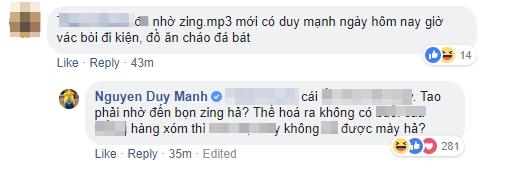 Duy Mạnh kiện Zing MP3 'xài chùa' bài hát của mình sau 10 năm