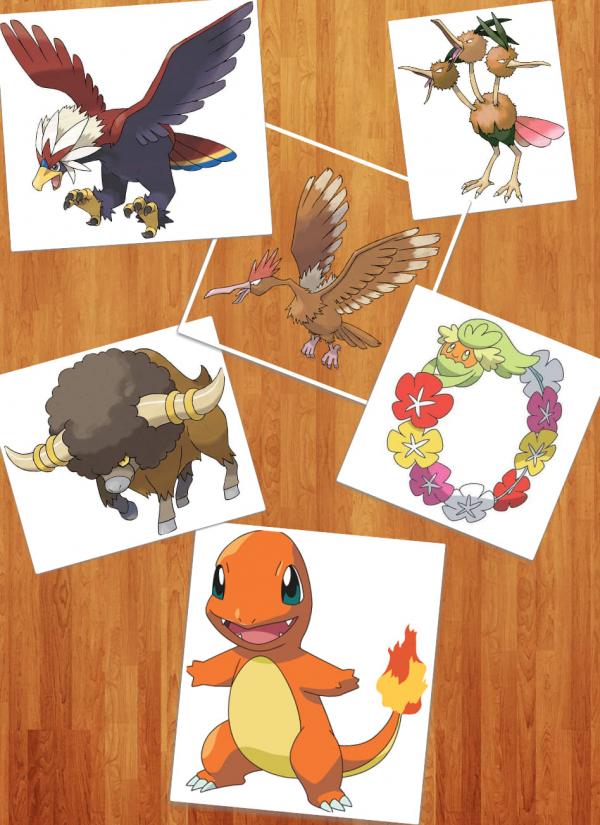 Những loài Pokémon nào đã 'ló mặt' trong trailer đầu tiên của 'Detective Pikachu'?