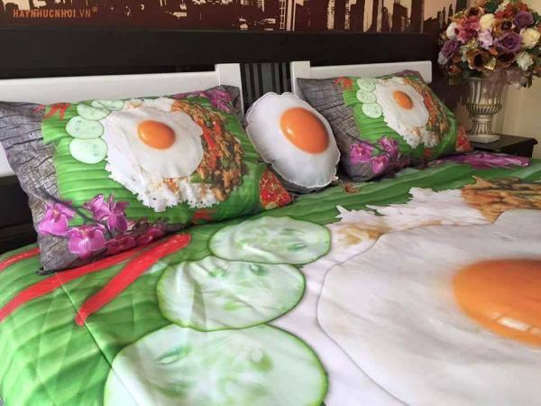 Bộ sưu tập giường ngủ 'ngon miệng' khiến hội cuồng ăn chỉ muốn ở nhà cả ngày