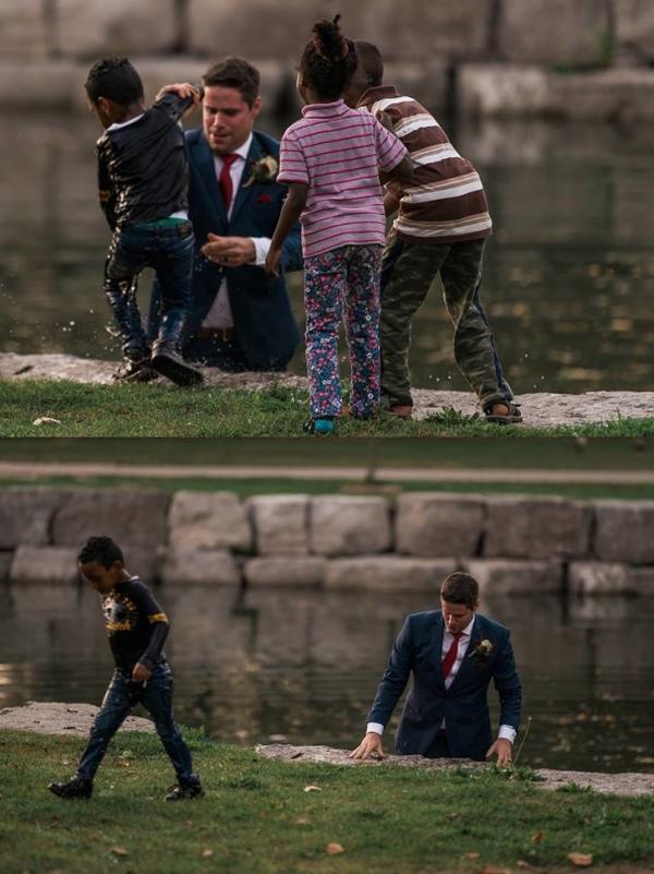 Những bức ảnh làm tan chảy trái tim của bất kì ai