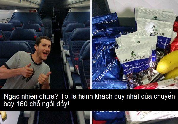 Tuyển tập những chuyện thật mà như đùa trên các chuyến bay (P1)