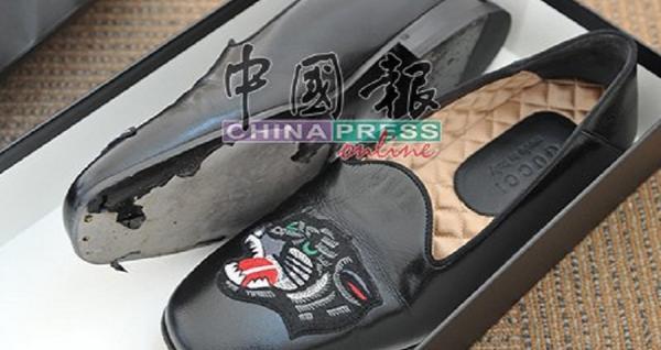 Đôi giày Gucci mới mua hơn 20 triệu đồng tàn tạ chỉ sau khi mang... 3 tiếng