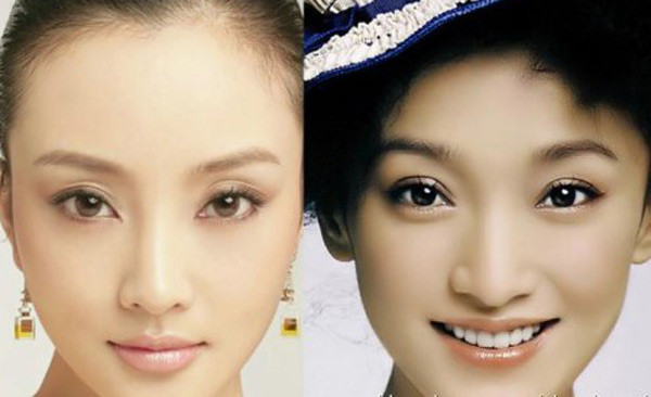 Phiên bản nam của Dương Mịch, Châu Đông Vũ và Triệu Lệ Dĩnh: Tưởng không giống mà giống không tưởng